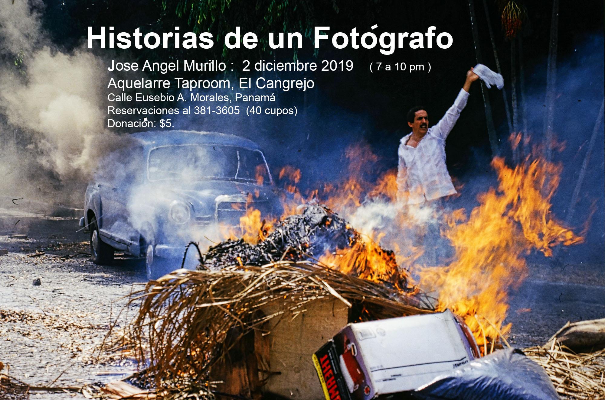 Historias de un Fotografo